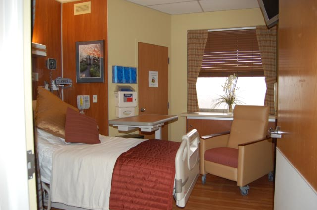 Kaiser Patient Room Prototype